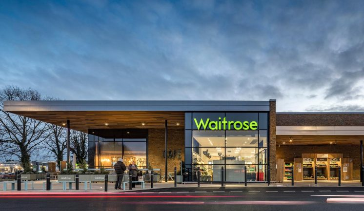 Waitrose Fulfilment Centre, Enfield