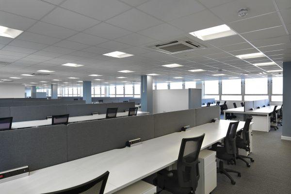 Interior WHSmith Head Office